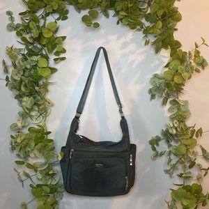 Baggallini Grey Medium Shoulder Bag/Crossbody